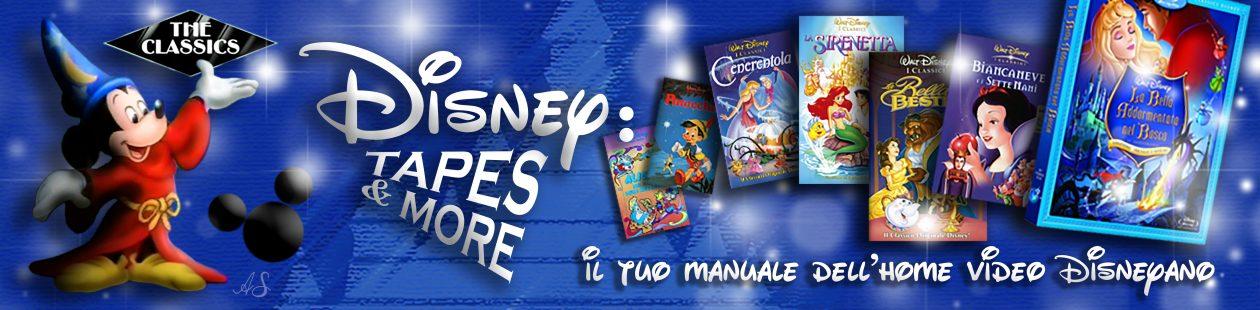 Disney: Tapes & More
